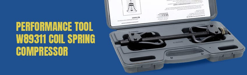 The Performance Tool w89311 Coil Spring Compressor